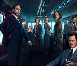 Murder on the Orient Express / Вбивство у «Східному експресі» (2017)