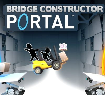 Bridge Constructor Portal Main