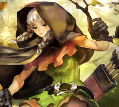 Dragon's Crown Elf