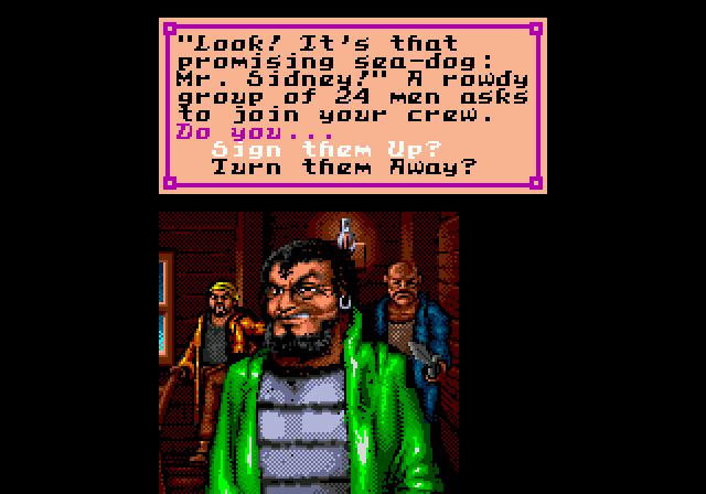 Pirates! Gold (1993)