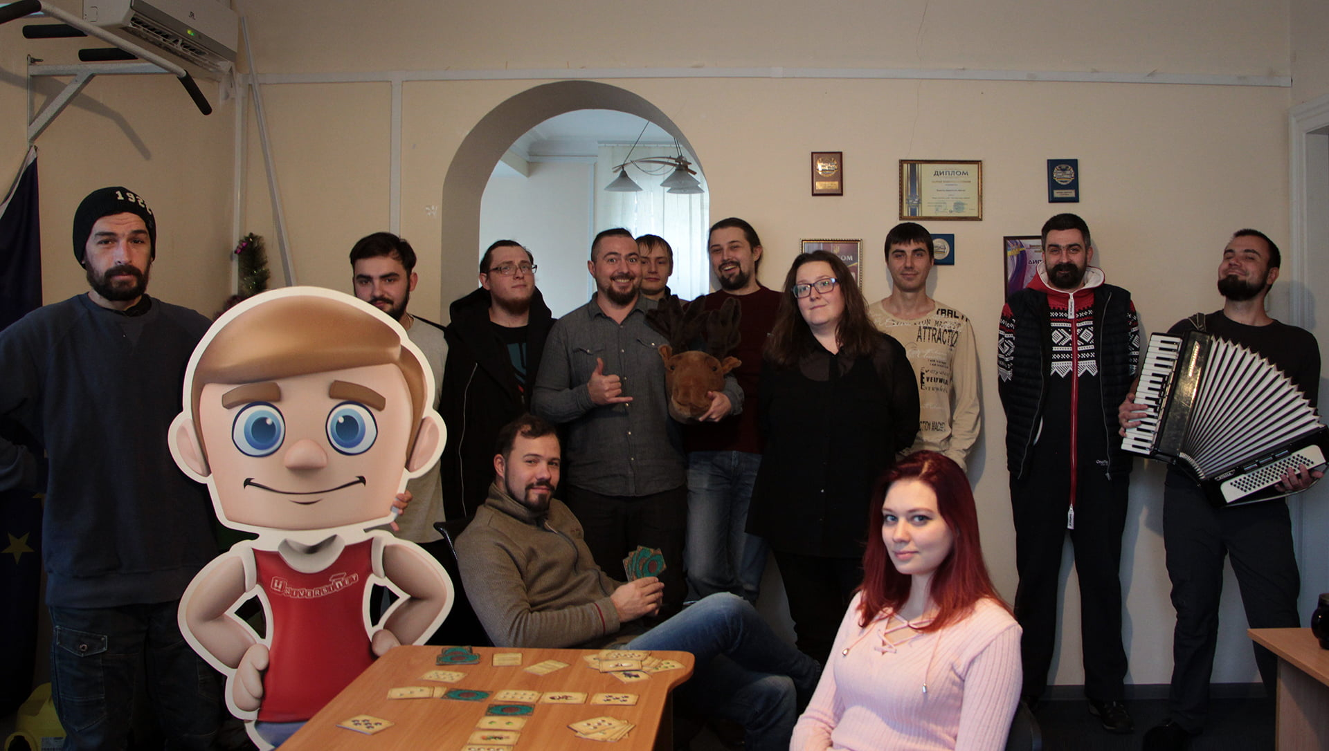 Команда Bristar Studio
