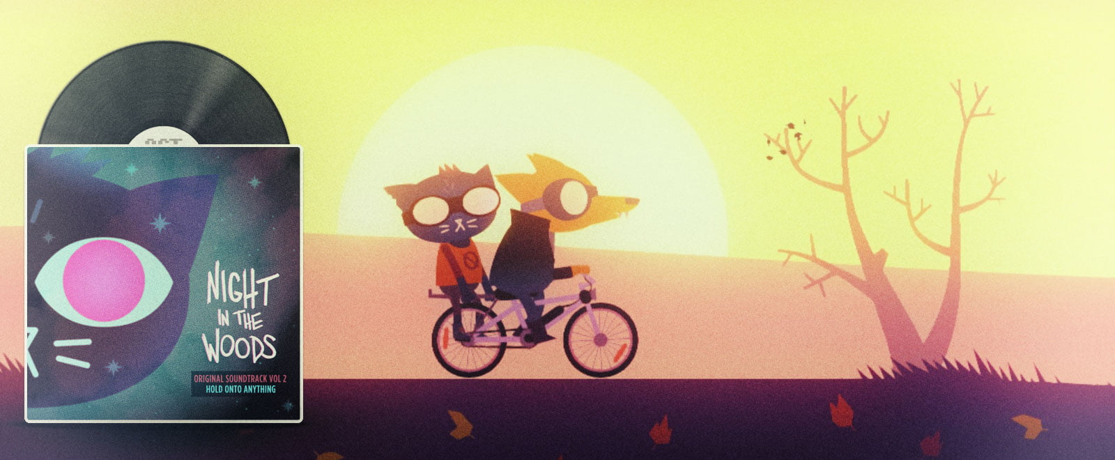 Night in the Woods Soundtrack OST