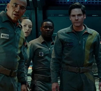 Частка Бога / Кловерфілдський парадокс / The Cloverfield Paradox (2018)