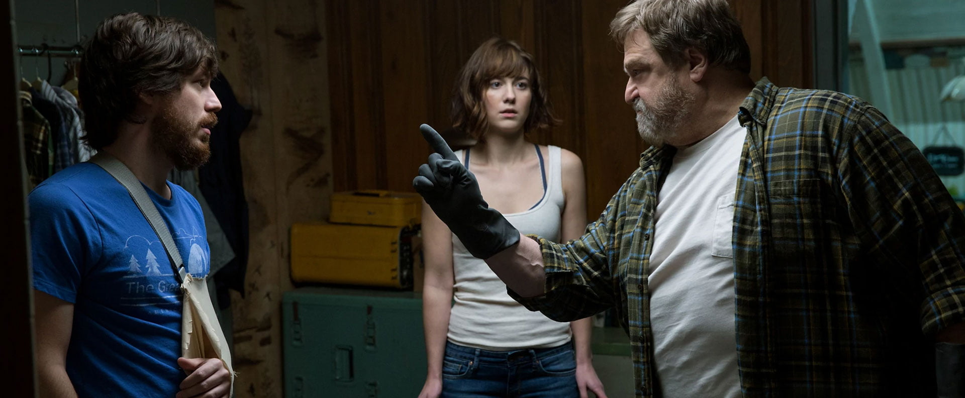 Вулиця Монстро, 10 / 10 Cloverfield Lane (2016)