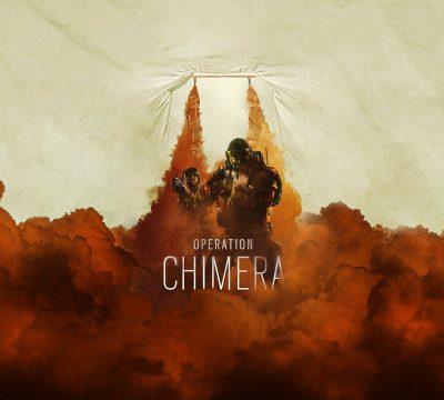 Rainbow Six: Siege Operation Chimera