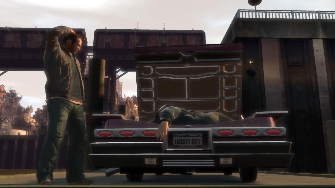 Grand Theft Auto IV | GTA IV