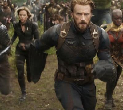 Месники: Війна нескінченності / Avengers: Infinity War (2018)