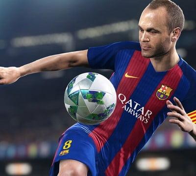 Pro Evolution Soccer 2018 | PES
