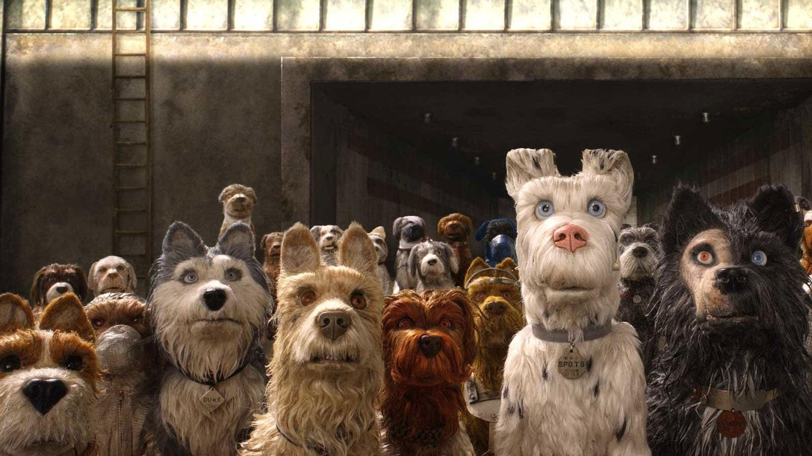 Острів собак / Isle of Dogs (2018)