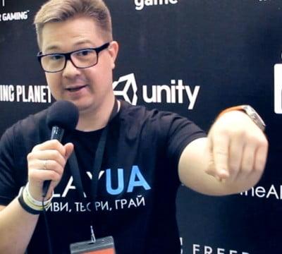 Конференція Games Gathering: коротко про головне