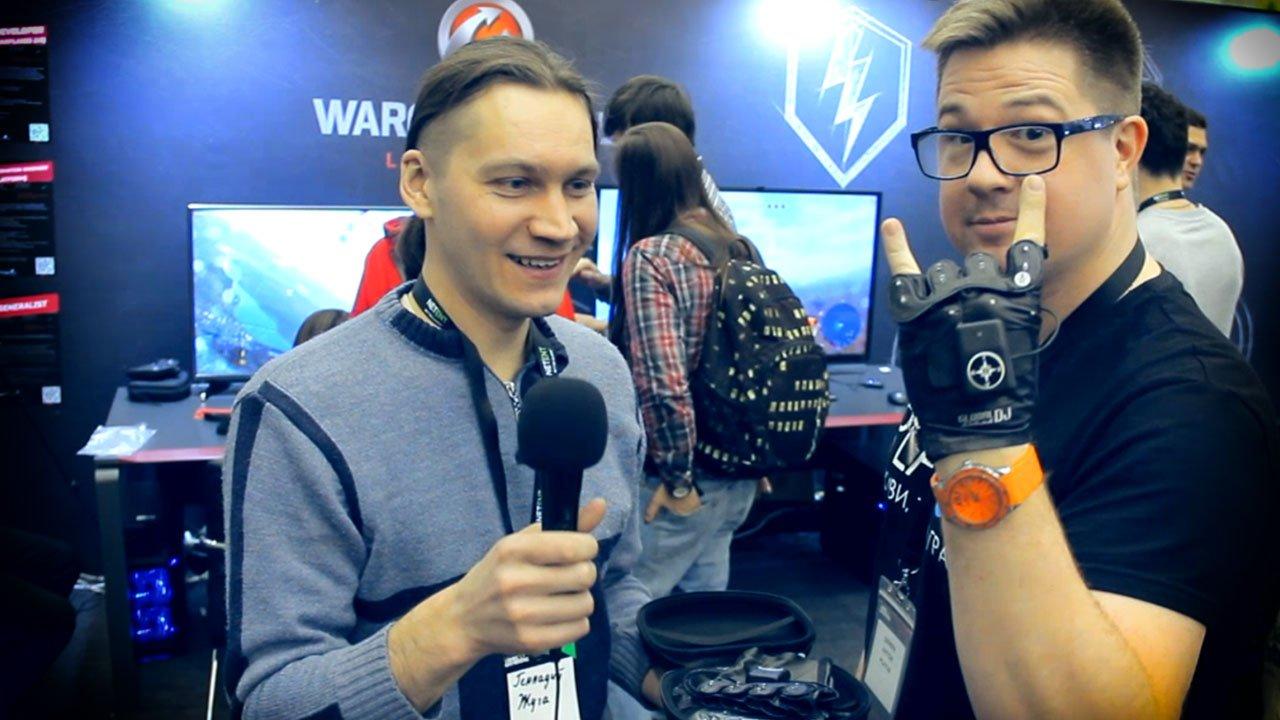 Інтерв'ю з творцем незвичного ігрового контролера Tornado