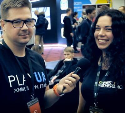 Інтерв'ю з організатором Games Gathering
