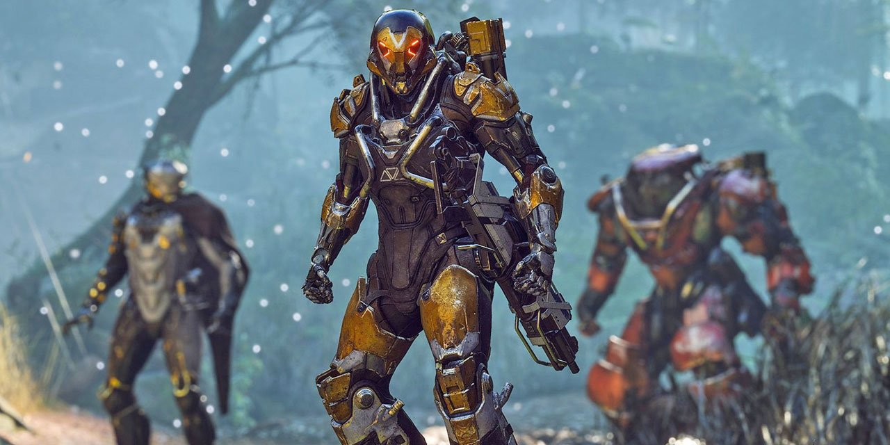 Anthem - E3 2018 Cinematic Trailer