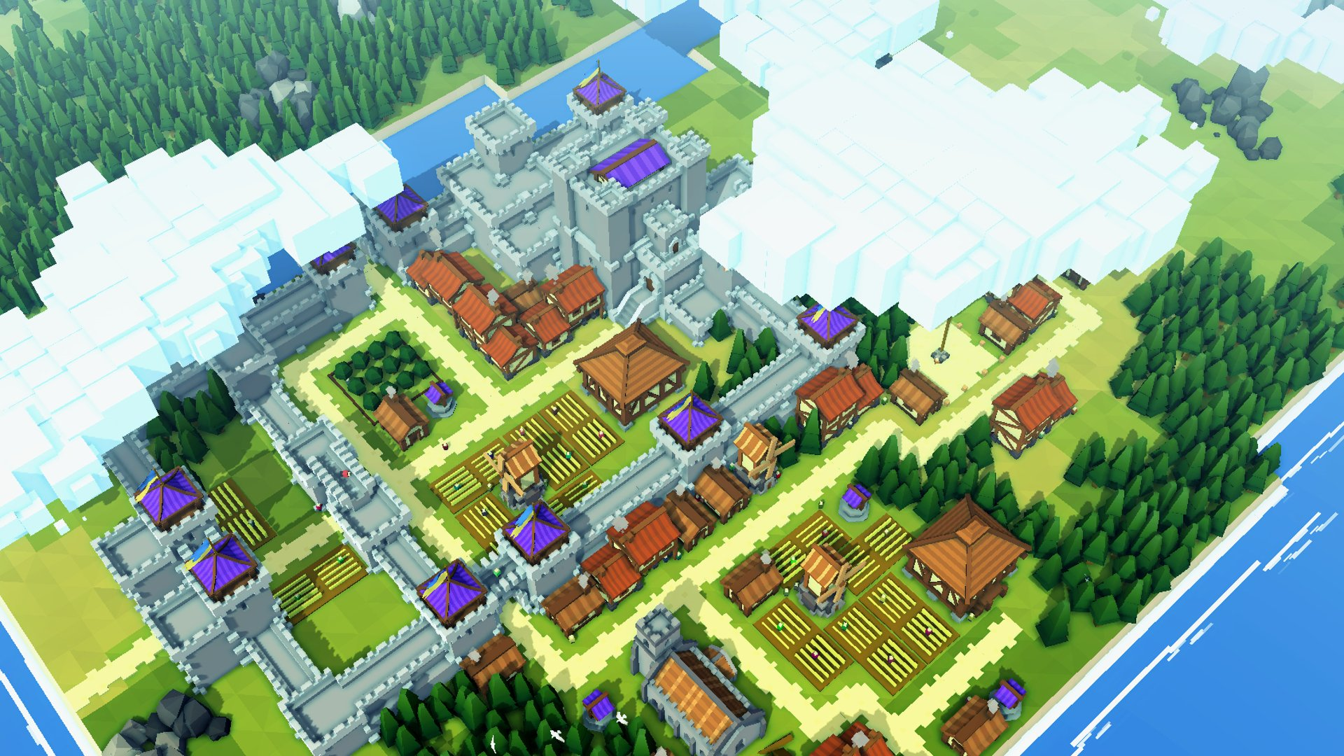 Kingdoms and Castles