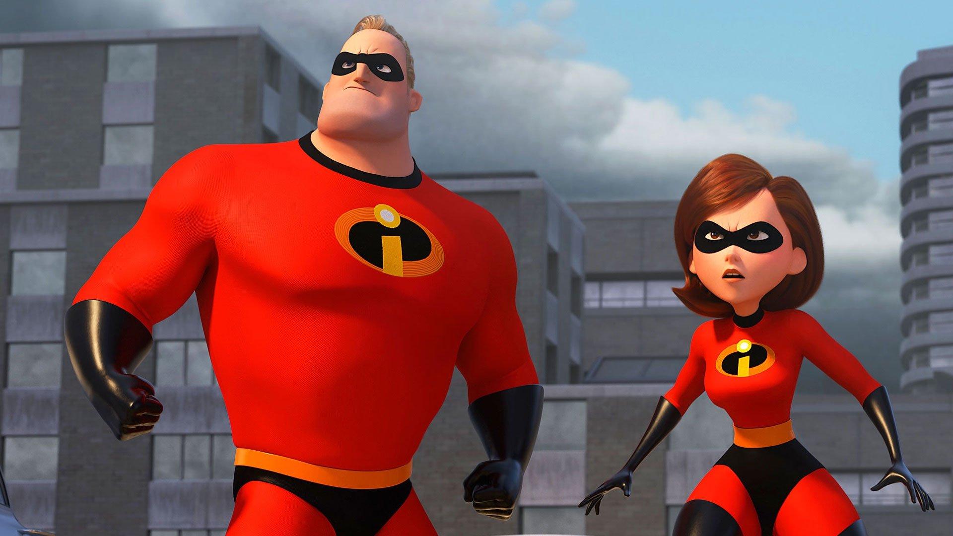 Суперсімейка 2 / Incredibles 2 (2018)