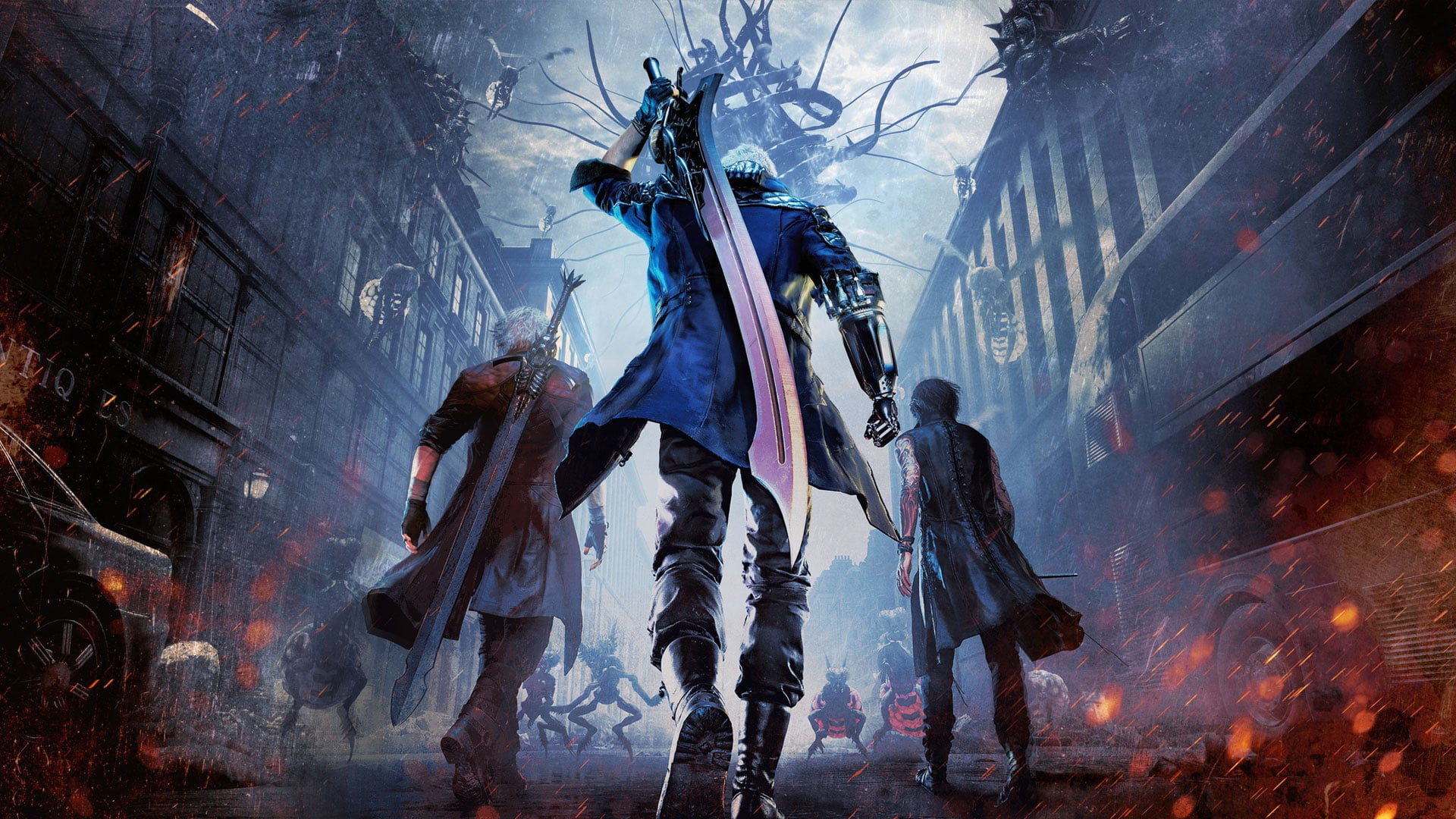 Devil May Cry 5 | DmC Wallpaper