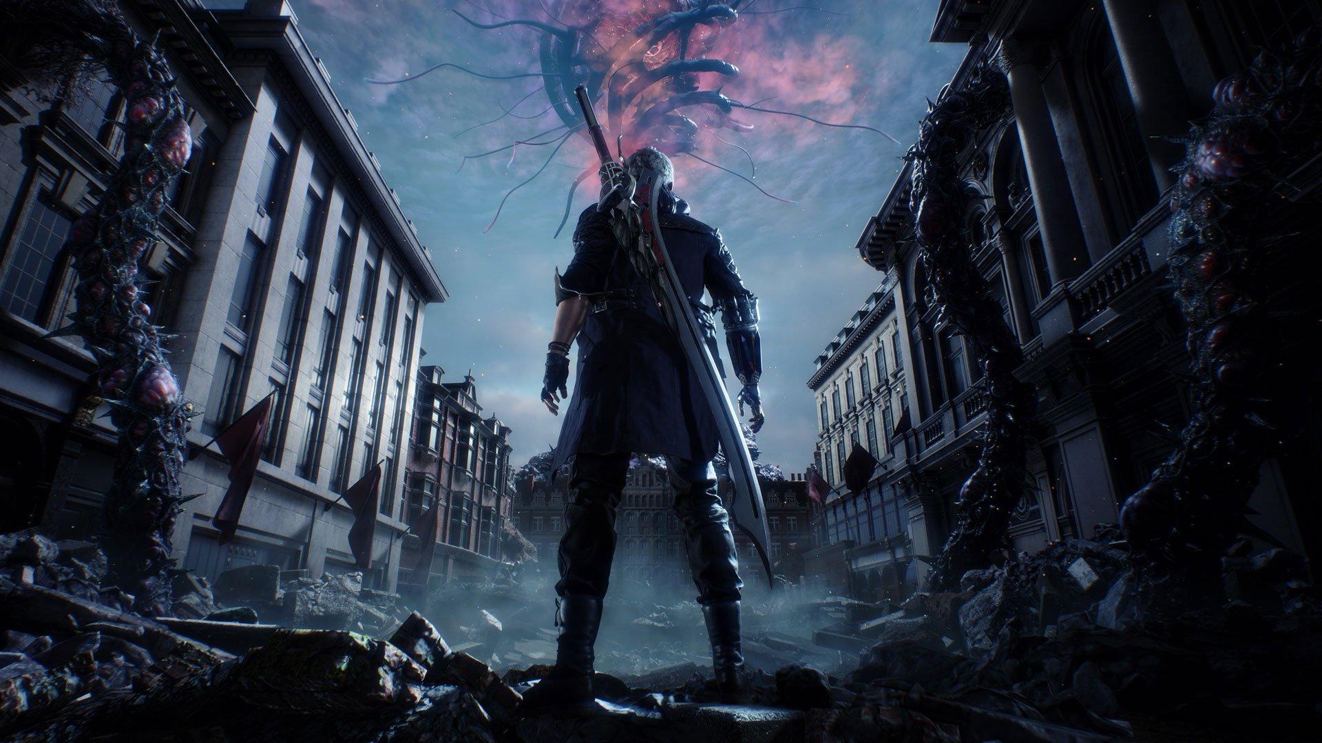 Devil May Cry 5 | DmC