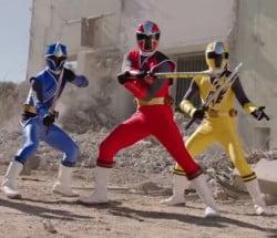 Power Rangers 25th Anniversary