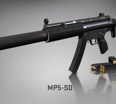 MP5 CS:GO
