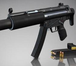 MP5 CS:GO