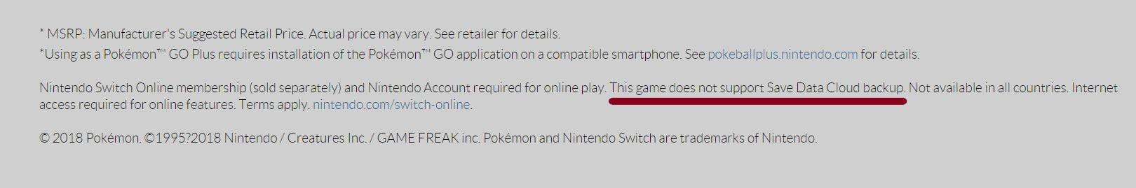 Nintendo Switch Cloud