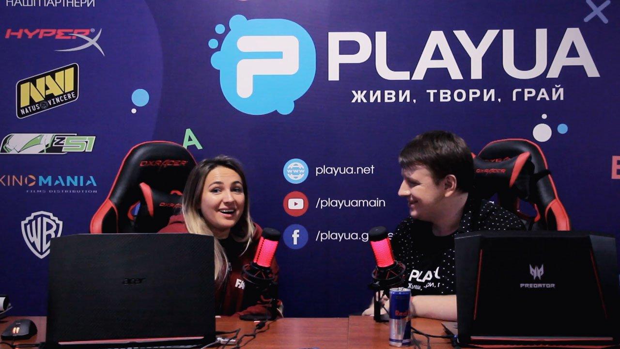 Ubisoft Ukraine / Інтерв'ю з Катериною Романовою (Comic Con Ukraine 2018)