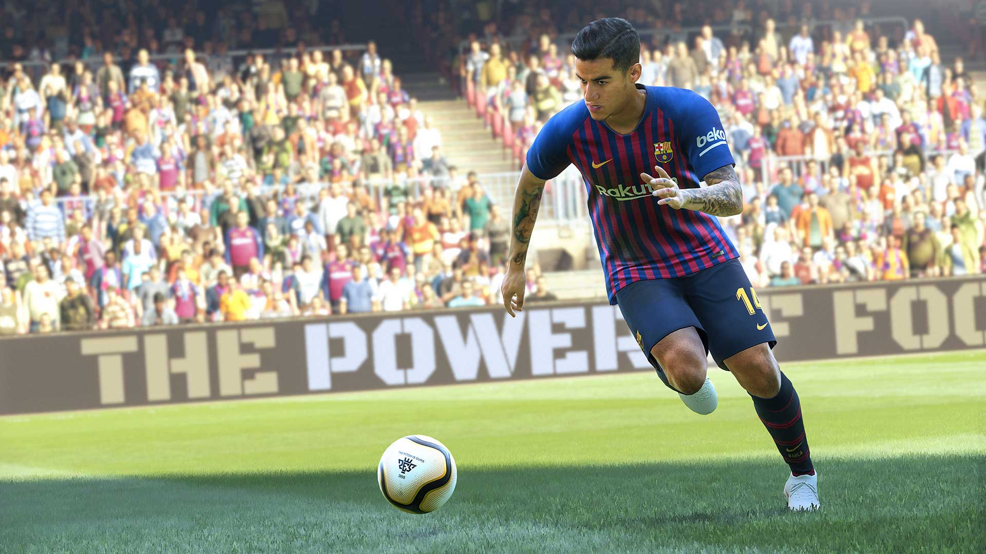 Pro Evolution Soccer 2019 | PES 2019