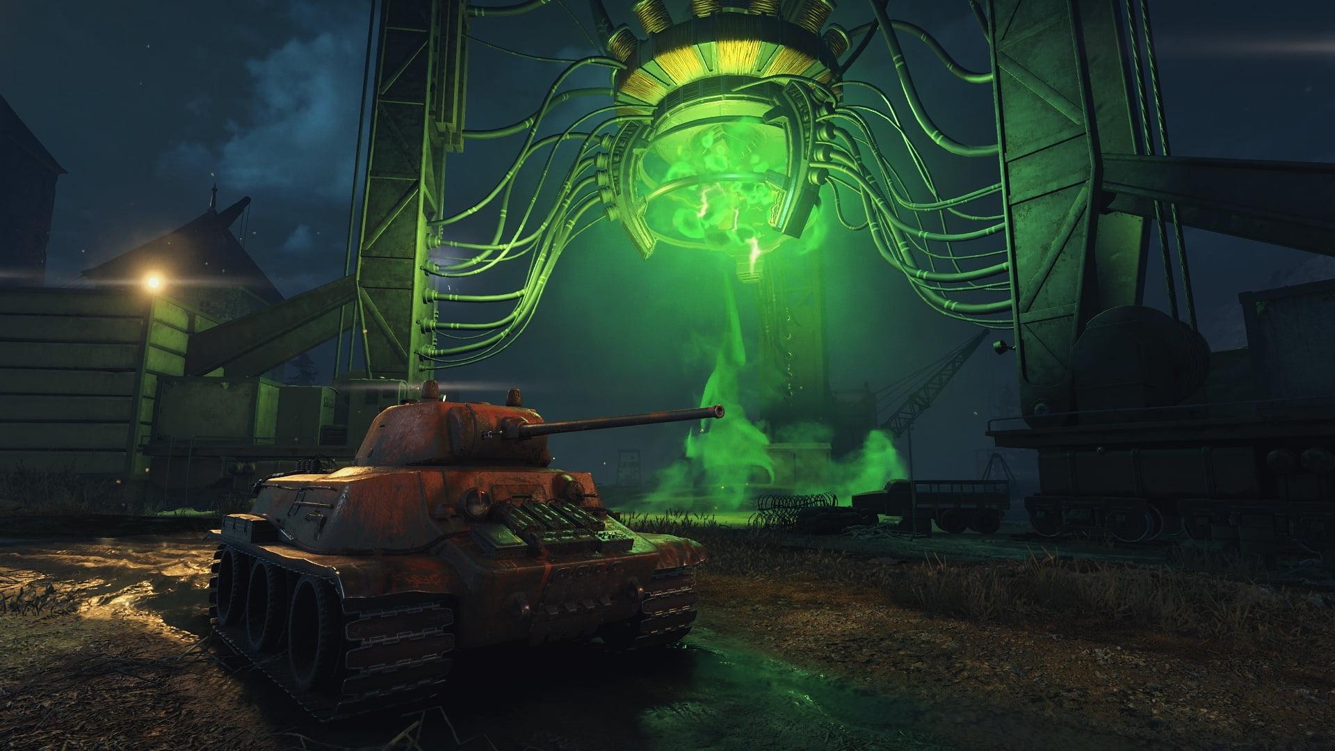 World of Tanks: Темний фронт