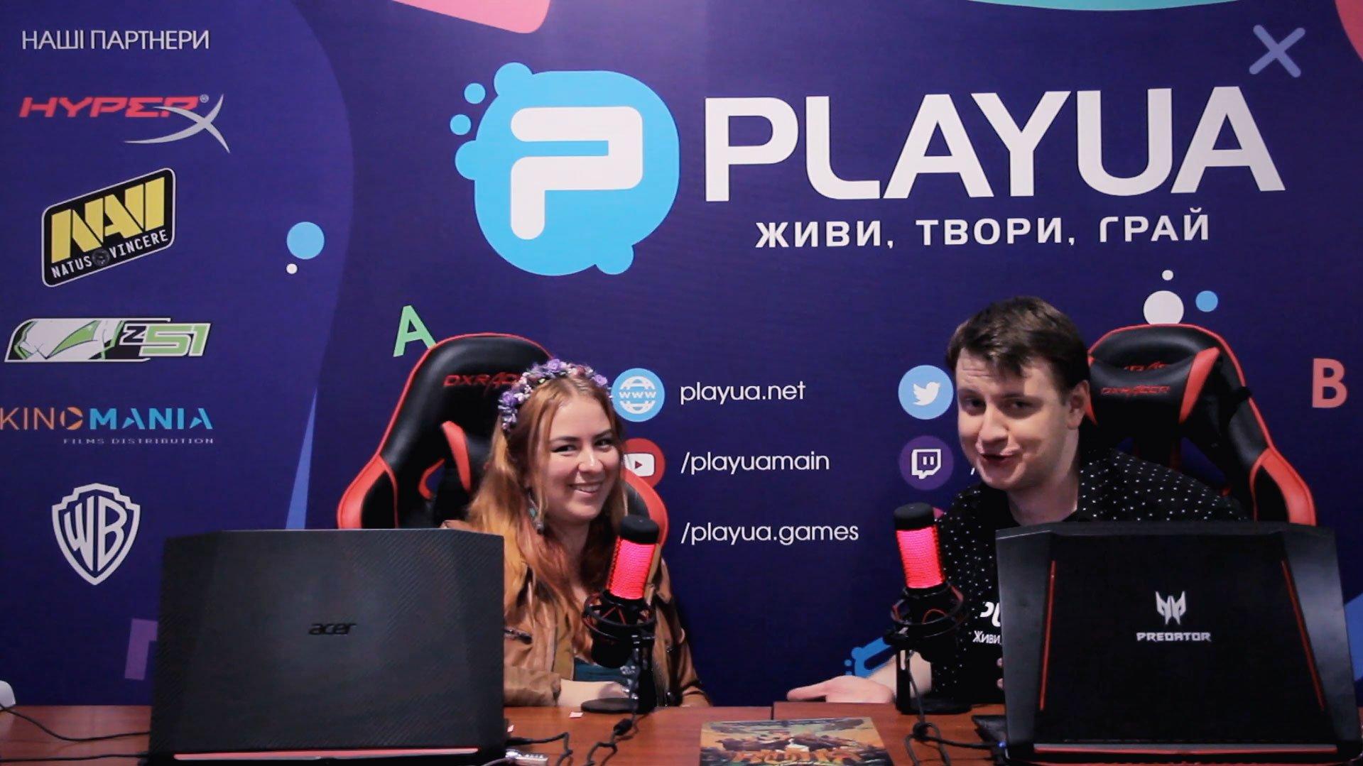 Комікс «Воля» — Інтерв'ю з Ольгою Вознюк