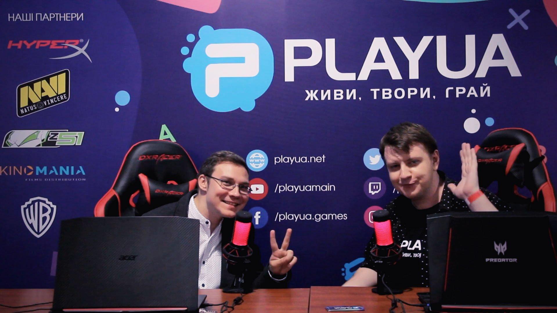 Gamesys. The Gaming Kyiv / Інтерв'ю з Олександром Дученчуком (Comic Con Ukraine 2018)
