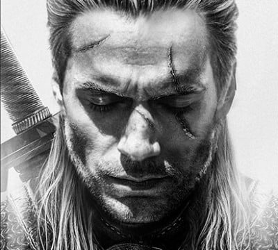 The Witcher від Netflix | Фан-арт. Автор: BossLogic