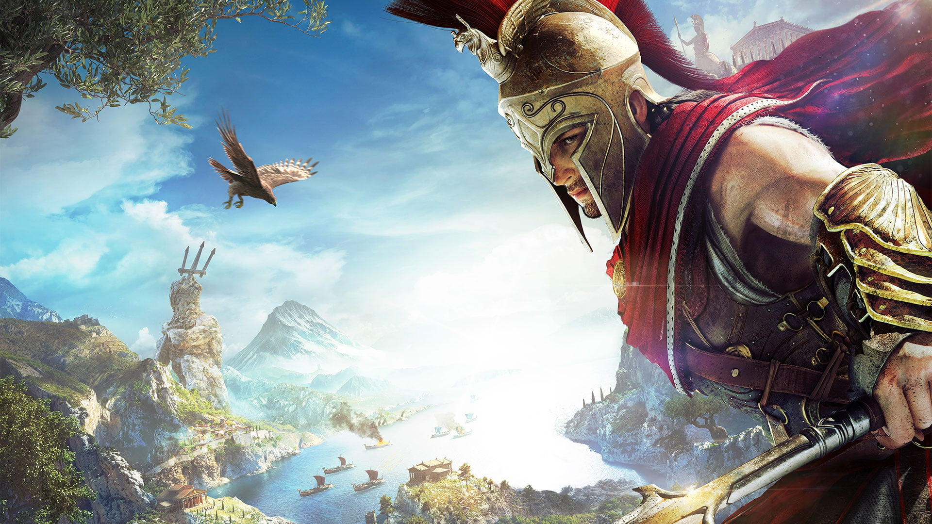 Assassin's Creed Odyssey — Перші враження