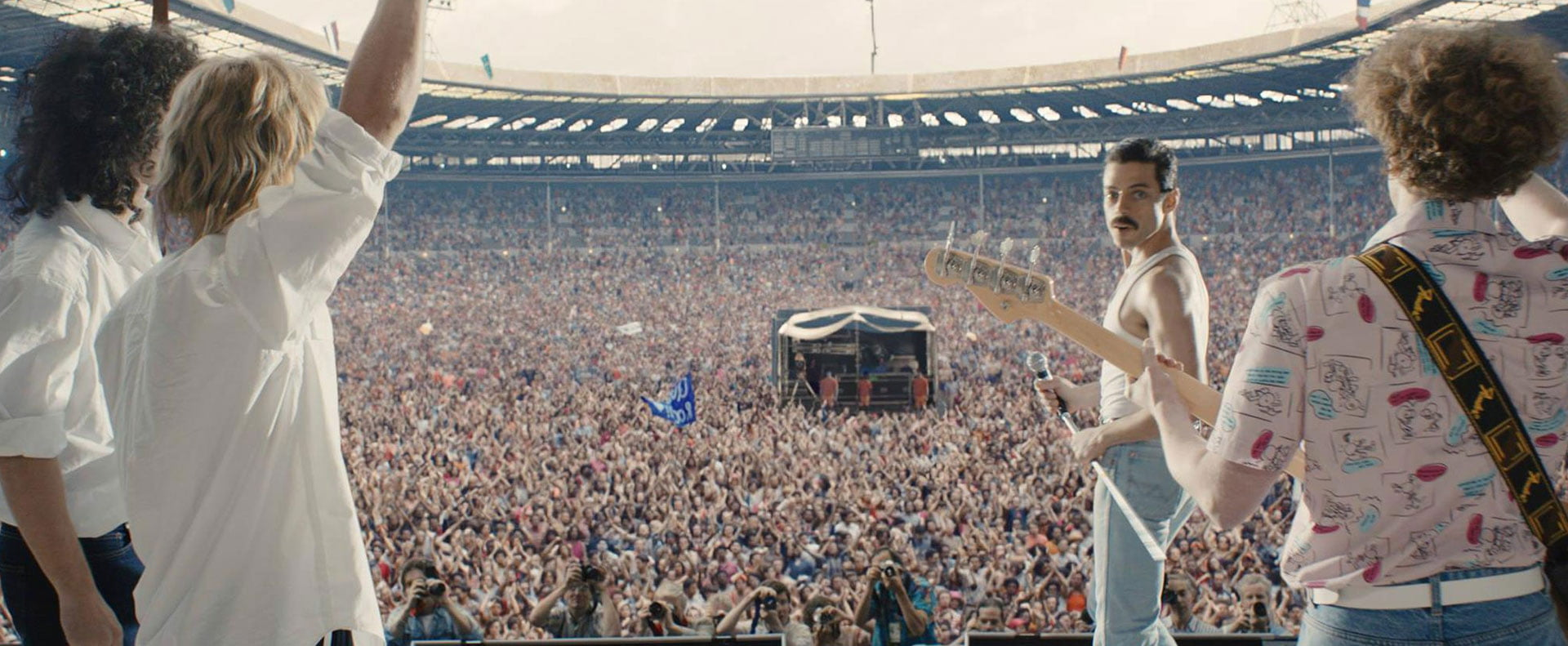 Богемна рапсодія / Bohemian Rhapsody (2018)