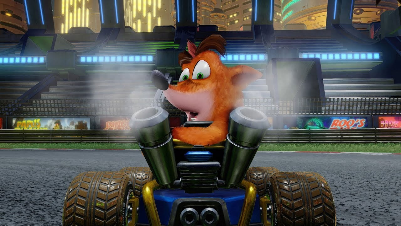Crash Team Racing Nitro-Fueled - Reveal Trailer