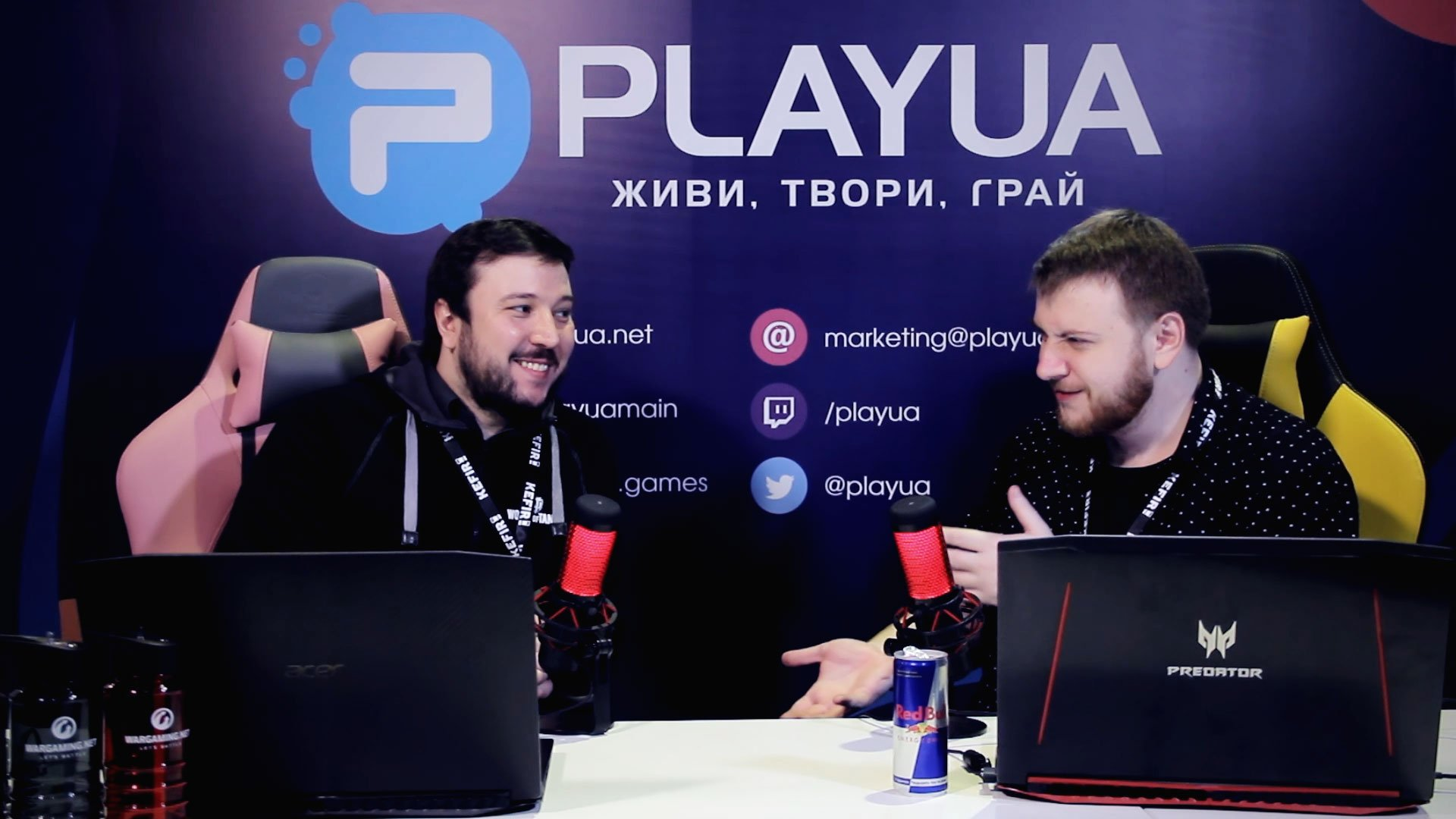 World of Tanks. Pagan Online. Wargaming / Інтерв'ю з Дмитром Великоіваненко (Games Gathering 2018)