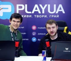 Global Game Jam Ukraine / Інтерв'ю з Олексієм Ізваловим (Games Gathering 2018)