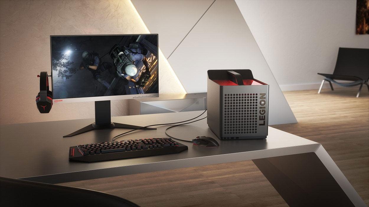 Огляд Lenovo Legion C730 Cube