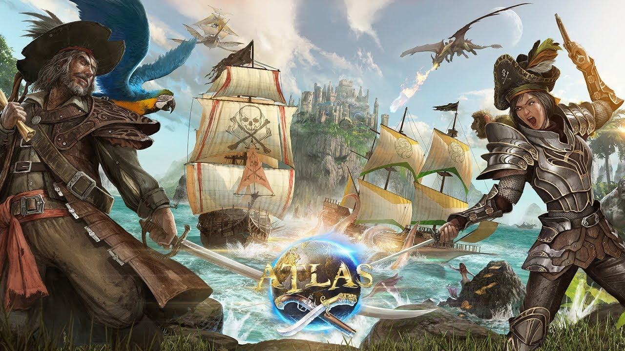 Atlas - Reveal Trailer