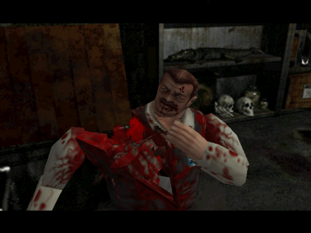 Resident Evil 2 (1998)