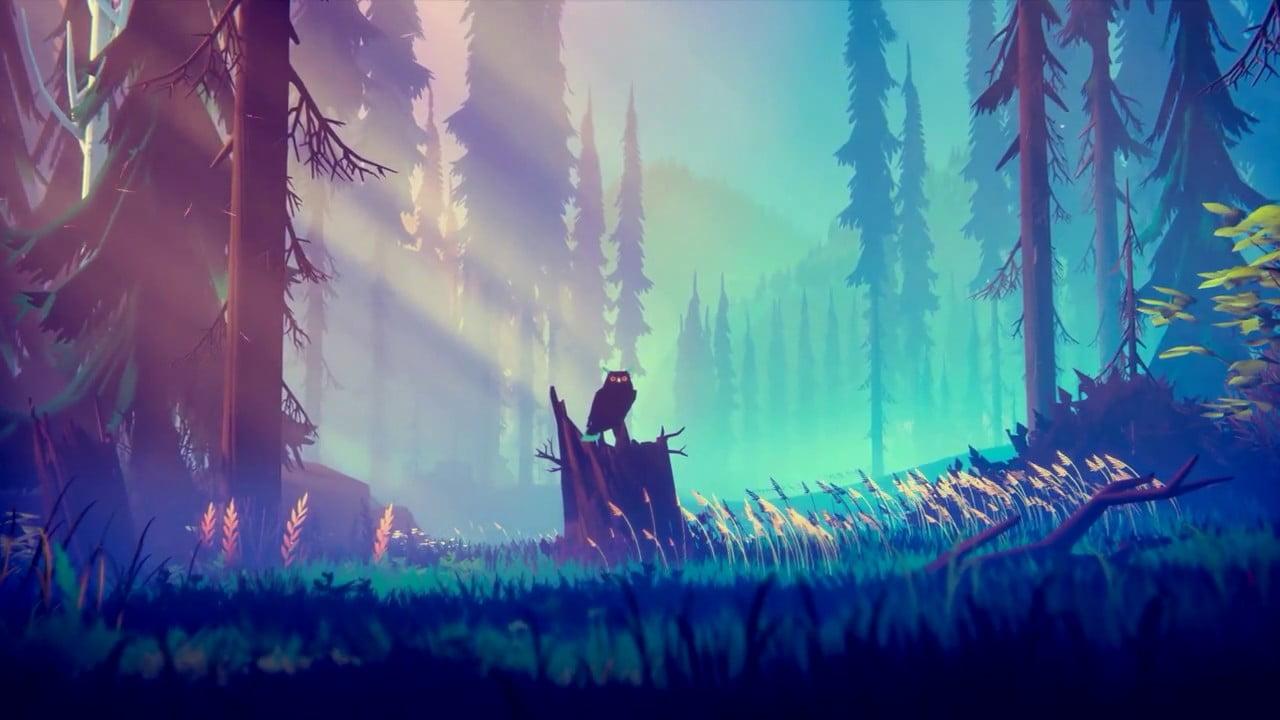 Among Trees - Reveal Trailer