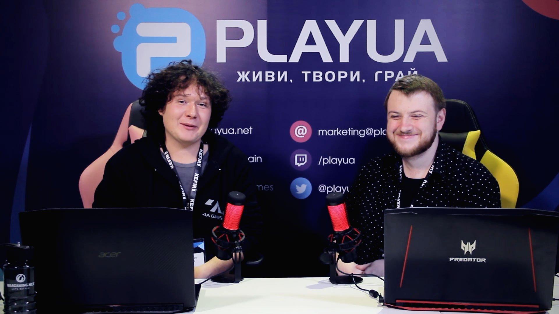 Metro Exodus. 4A Games / Інтерв'ю з В'ячеславом Арістовим