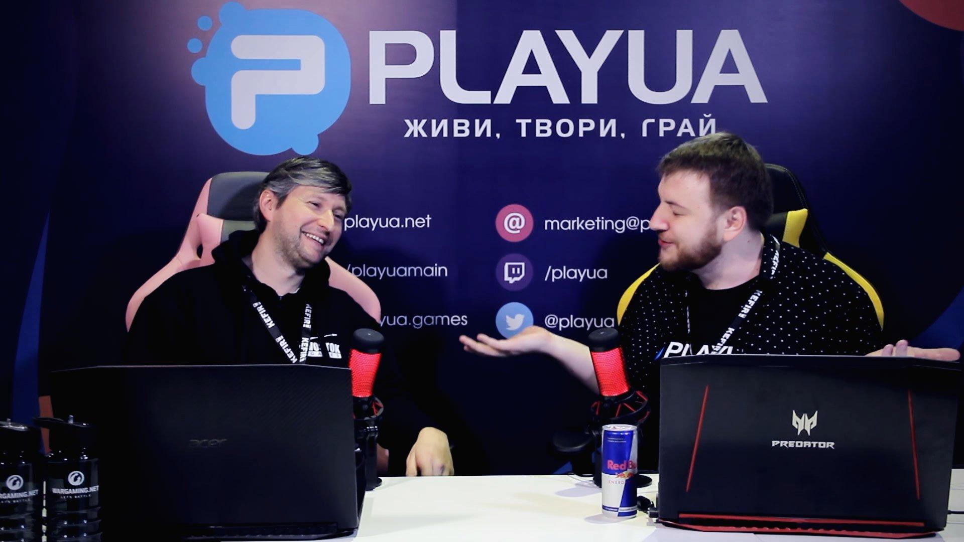 Fear the Wolves і не тільки. Vostok Games / Інтерв'ю з Олегом Яворським (Games Gathering 2018)
