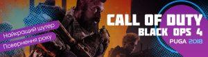 Call of Duty: Black Ops 4 Найкращий шутер / Повернення року