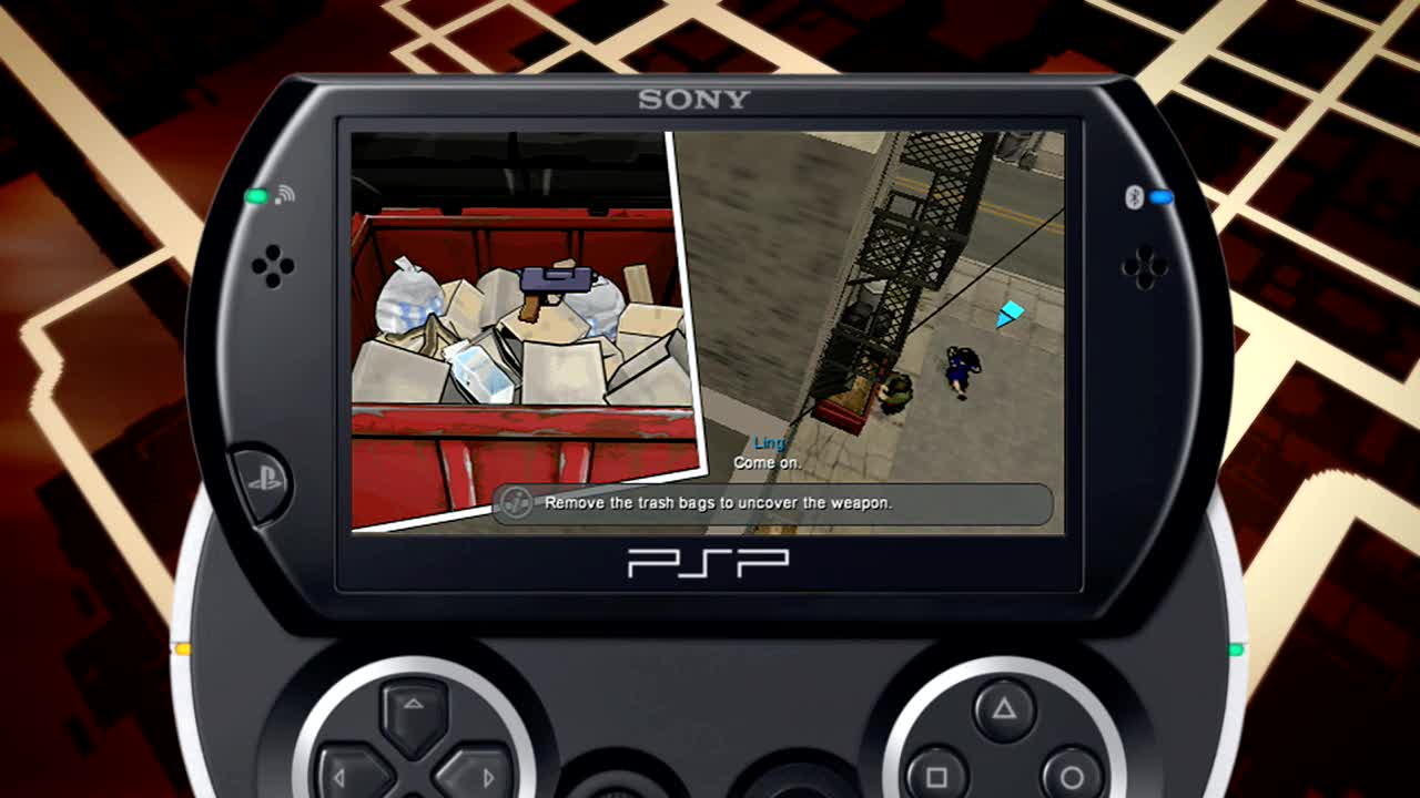 GTA Chinatown Wars PSP