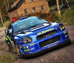 Dirt Rally Subaru Impreza