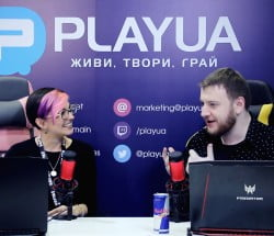 VFX та CGI в Україні. Postmodern Digital / Інтерв'ю з Оленою Мась (Games Gathering 2018)