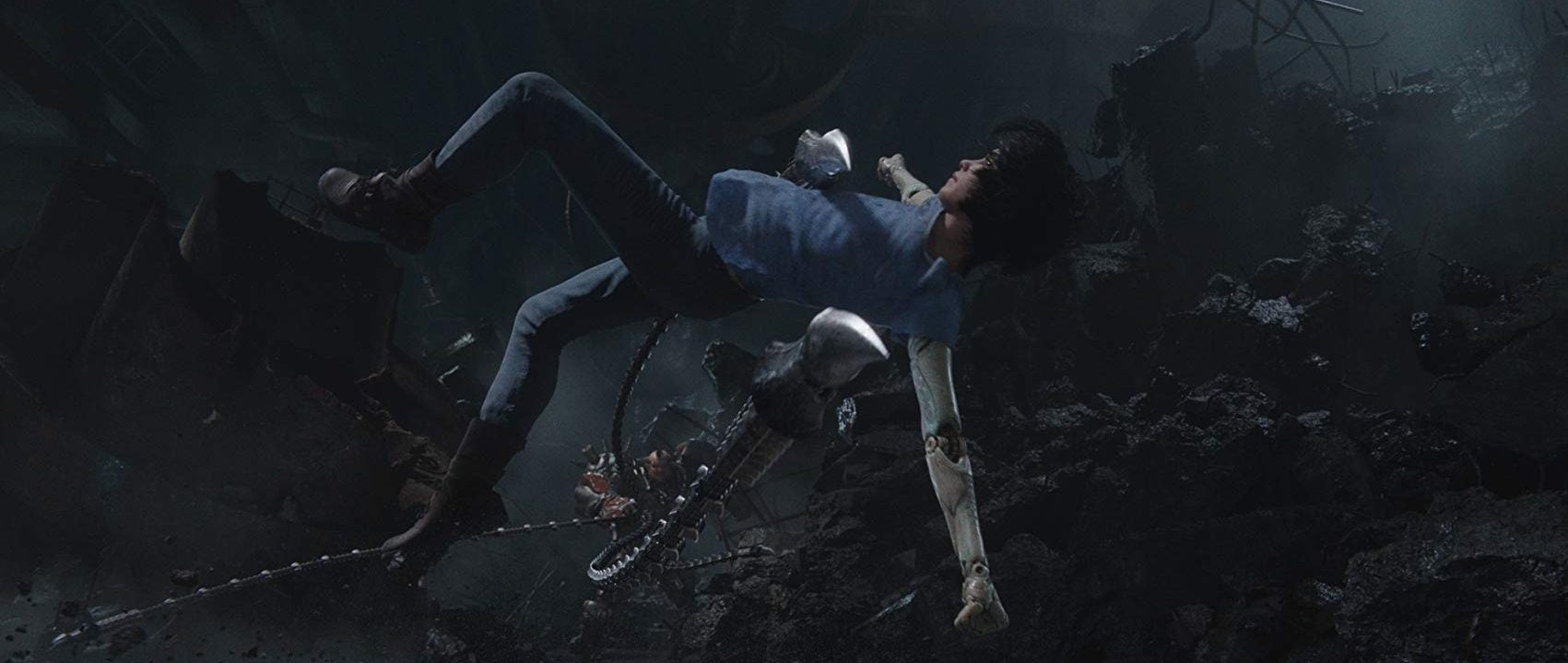 Аліта: Бойовий ангел / Alita: Battle Angel (2019)