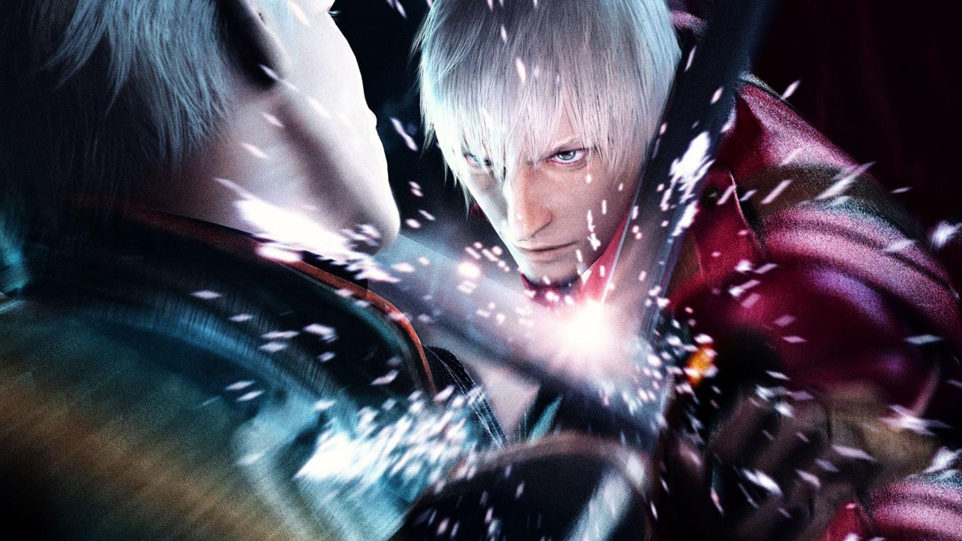 Пам'ятні ігрові моменти: Данте проти Вергілія (Devil May Cry 3: Dante's Awakening)