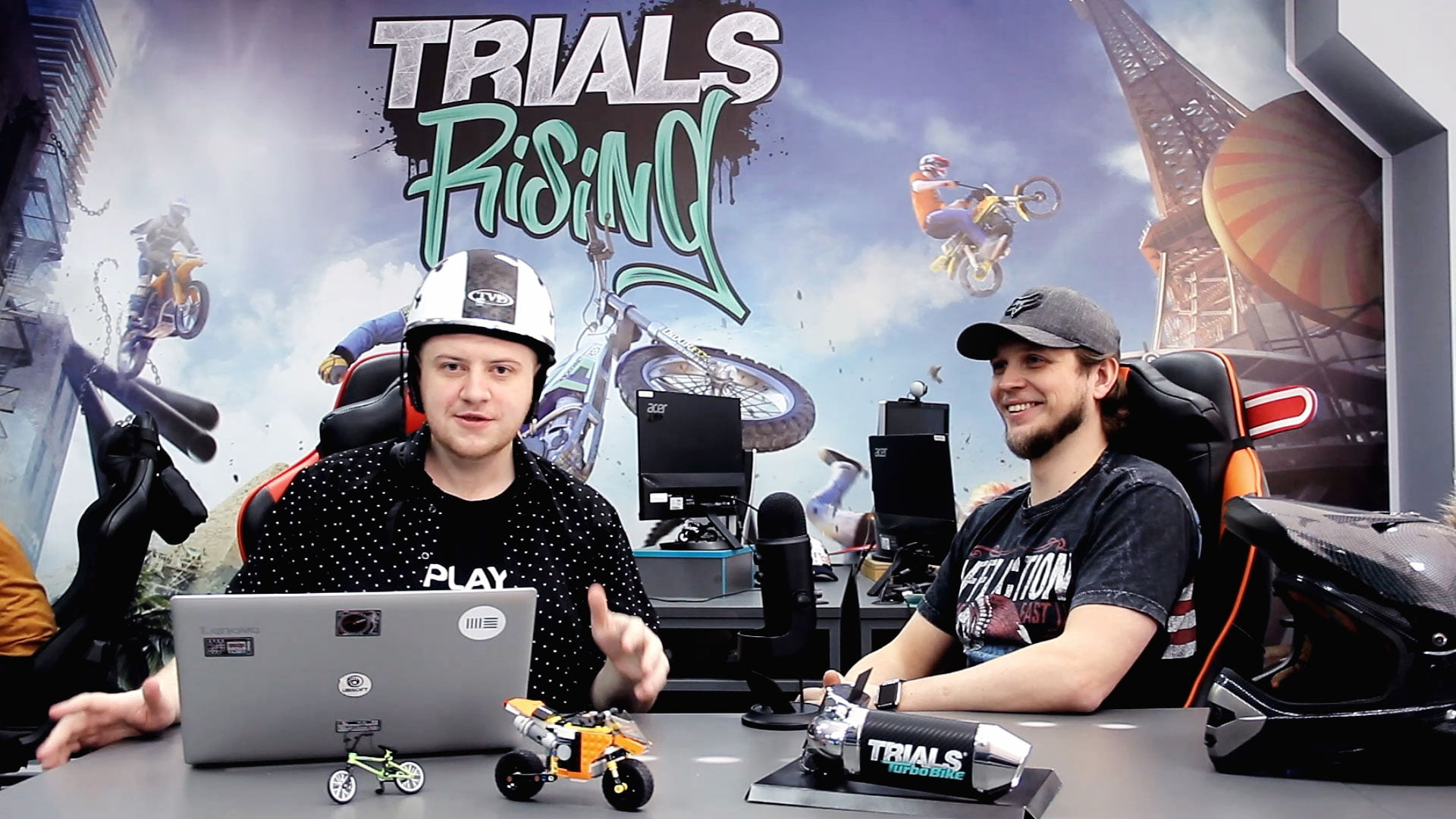 Ubisoft Kyiv. Як створювалась Trials Rising. Інтерв'ю з Олександром Швирло