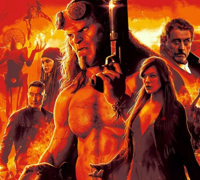 Хеллбой / Геллбой / Hellboy (2019)